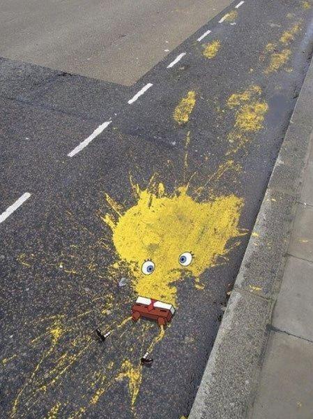 Yellow Blob