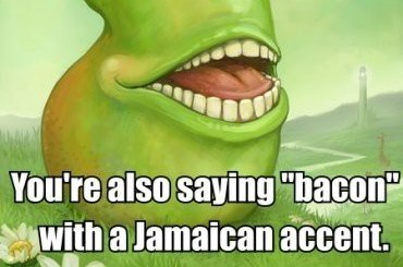 Jamaican Bacon