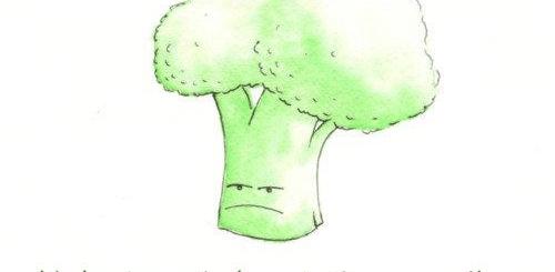 Broccoli hater