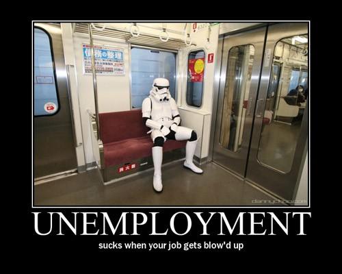 Sad Stormtrooper
