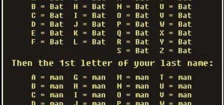 OMG. I Am Batman!
