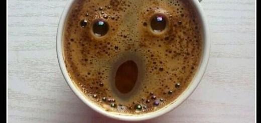 Surprised Coffee