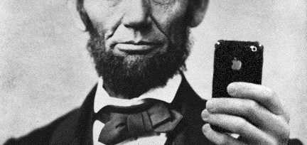 Abraham Lincoln - Self Portrait