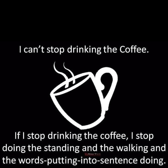 Keep Coffee Flowing