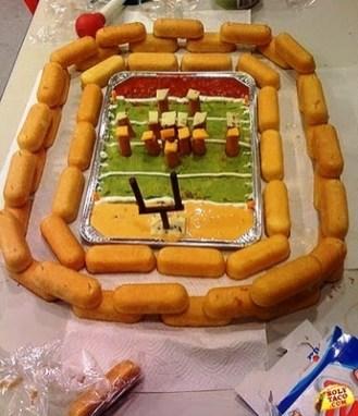 Simple Food Stadium
