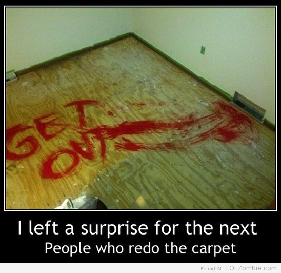 Replacing Carpet