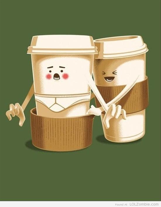 No Pants Coffee