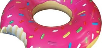 pool donut