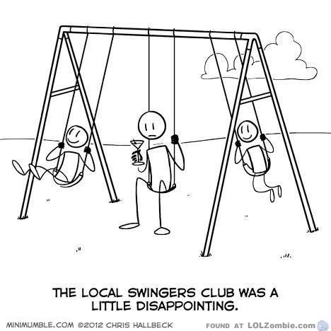 Swingers Club - Swingset
