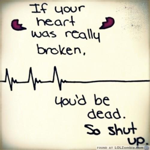 Die From Broken Heart
