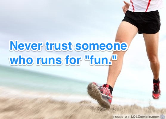 Running For Fun