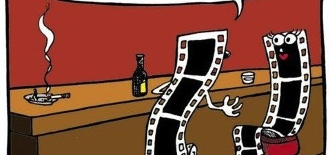 Film In Dark Room