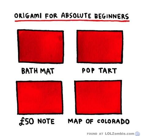 origami beginners