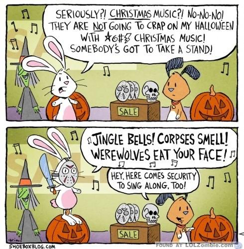 Halloween Christmas