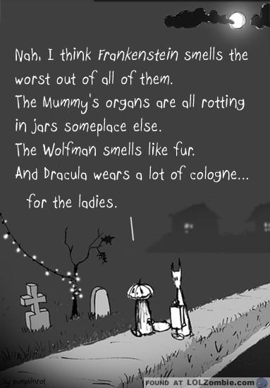 Halloween Monster Smells