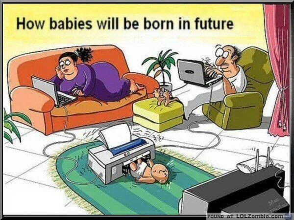 Computer Babies Future