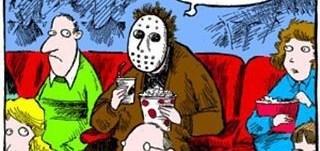 Serial Killer at the Movies
