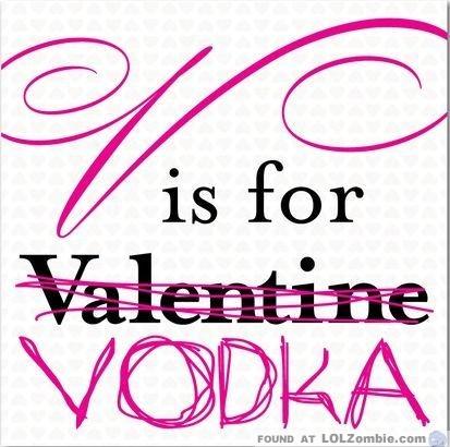 valentine-vodka