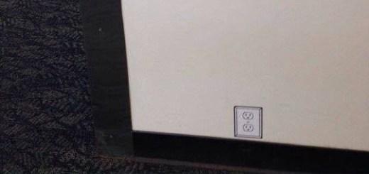 Outlet Prank