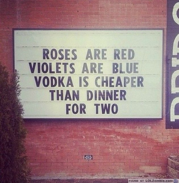 valentines vodka