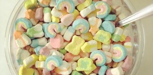 lucky charms mashmellows