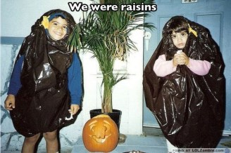 Can't you find something better than garbage bags?