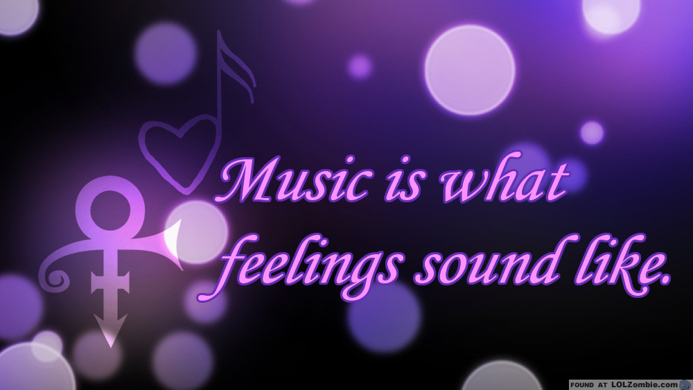 Music Quote Prince