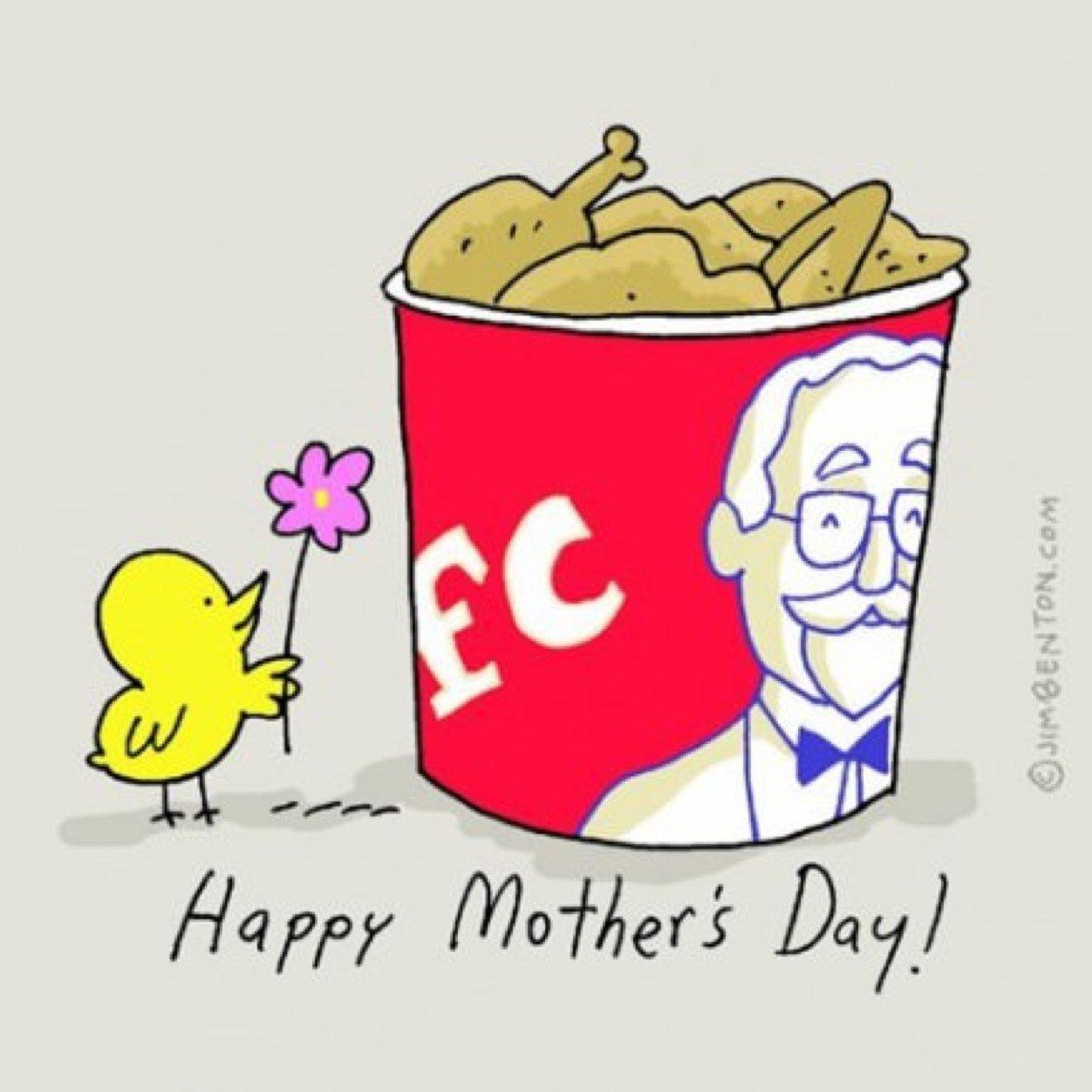 Chicken and KFC Bucket