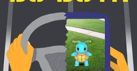 Arrive Alive Pokemon Poster