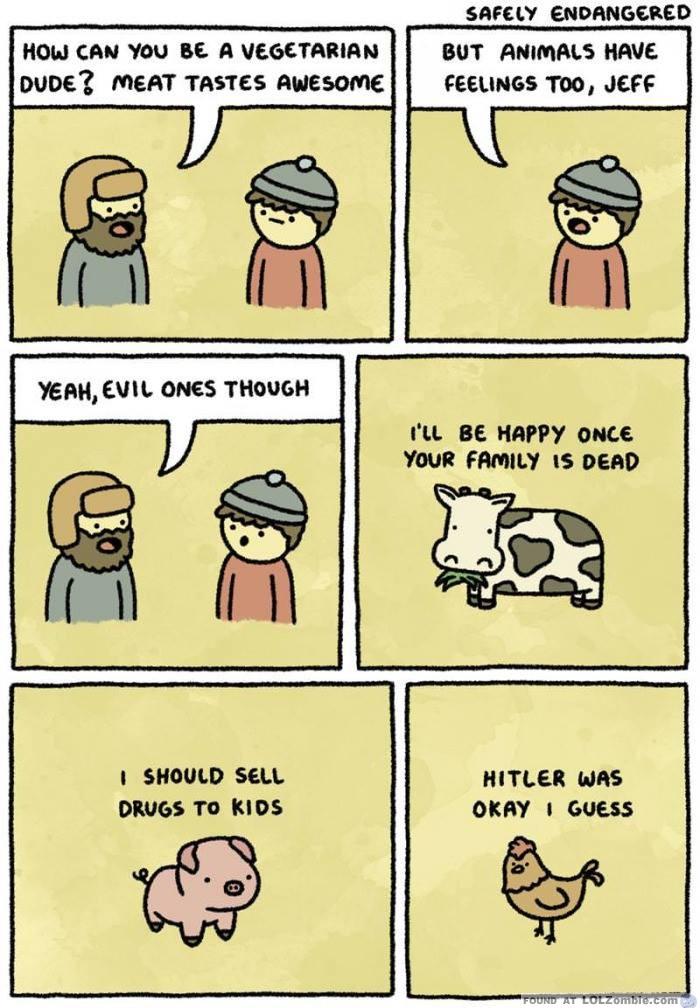 animal feelings