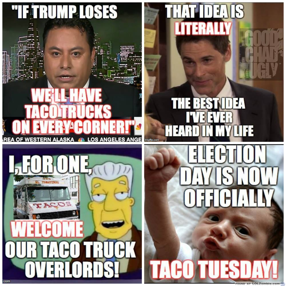 Trump Taco Tuesday