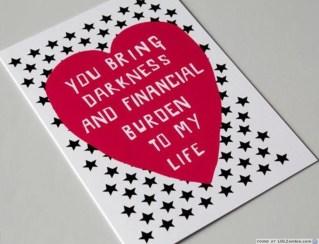 Darkness & Financial Burden