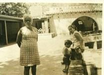 Con Yilla Járdines Mata en Varadero
