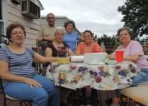 cumpleaños prima Bertha 2012