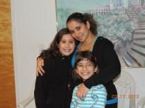 Judith y sus dos hijas
