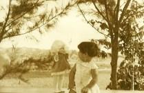 María Victoria 1968, parquecito infantil