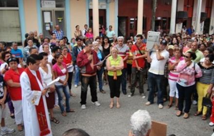 Viernes Santo Via Crucis 1