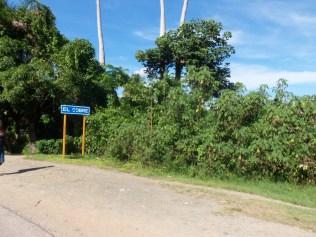 Carretera de El Cobre