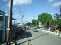 Calle Angel Pupo Diaz