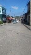 Calle Benigno Ferie entre Serafin Sanchez y Marti.