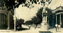 Obelisco Avenida Gómez