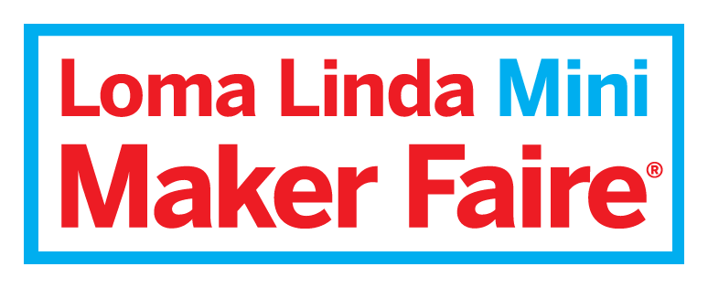 Loma Linda Mini Maker Faire logo