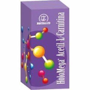 HoloMega L-Carnitina - Equisalud - 50 cápsulas