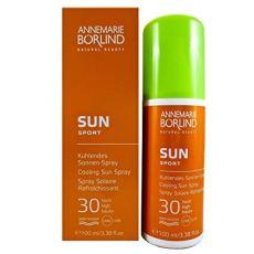SUN Sport Spray Refrescante IP30 Alto - Anne Marie Börlind - 100 ml