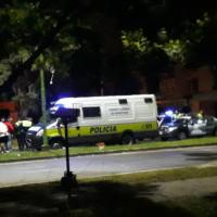 Accidente de Transito sin Victimas en el Sector 8