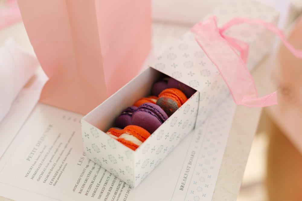 LeMarais Bakery Galentine's Brunch Sassy red Lipstick blush style san francisco