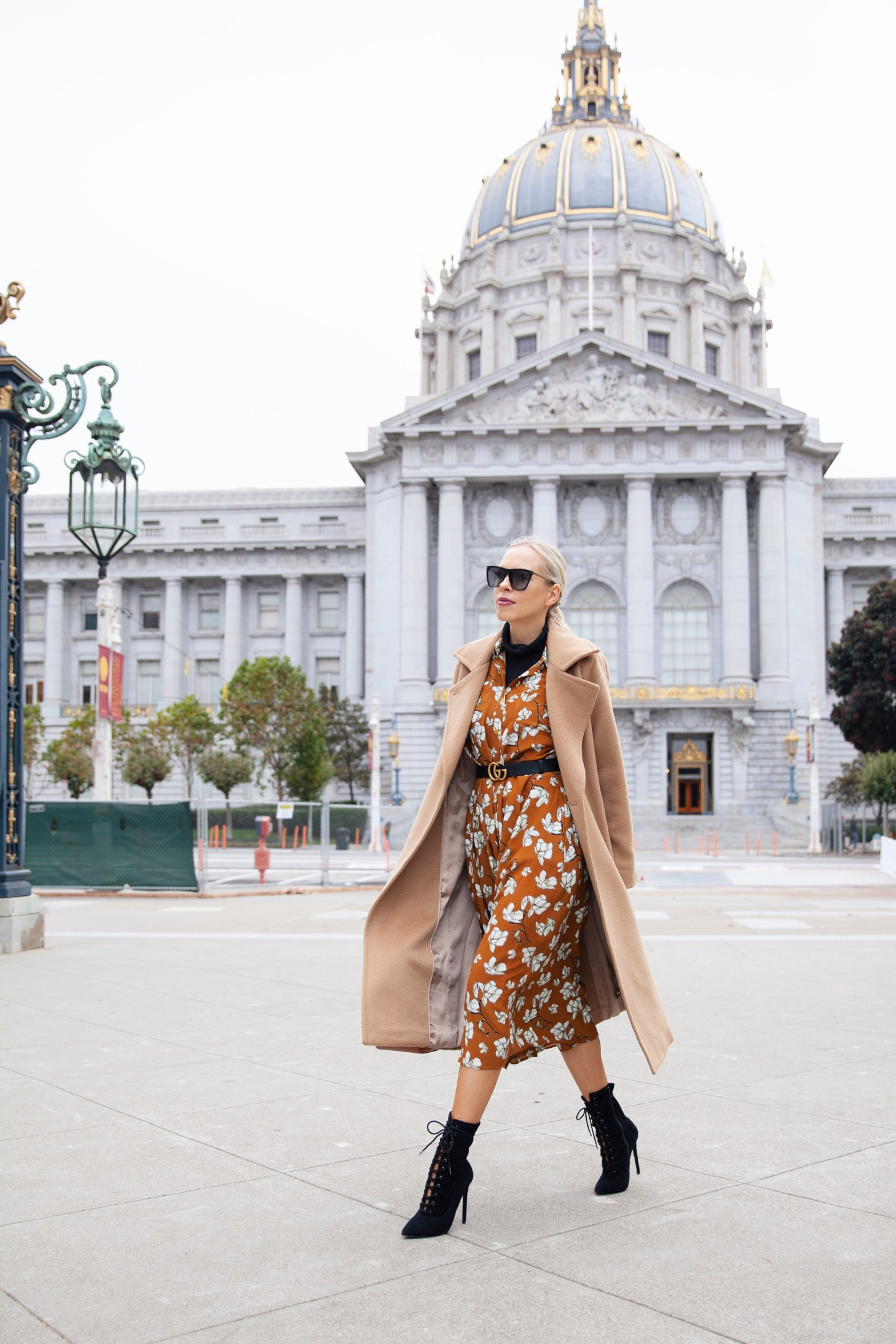 Tucker summer shirt dress featured by top San Francisco fashion blogger Lombard and Fifth