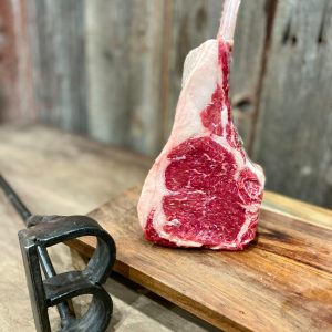 Bison Tomahawk Steak