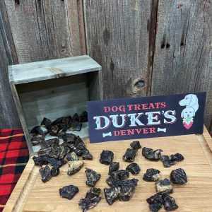 Chew Barka Steak Treats ~ Duke's Dog Treats