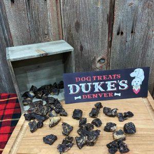 Chew Barka Steak Treats ~ Duke's Dog Treats